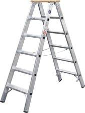 Geis & Knoblauch Stufenstehleiter 2x5