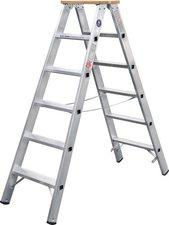 Geis & Knoblauch Stufenstehleiter 2x4