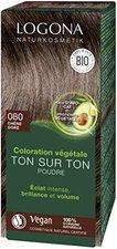 Logona Pflanzen-Haarfarbe Braun Natur (100 g)