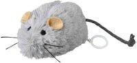 Trixie Zappel-Spielzeug-Maus (8 cm)