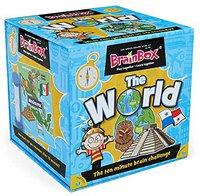 Green Board Games BrainBox - All Around the World (englisch)