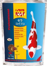 Sera Koi Professional Sommerfutter (2,2 kg)