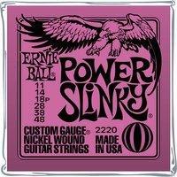 Ernie Ball Power Slinky Nickel Wound .011 - .048 Purple pack