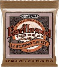 Ernie Ball 12-string Slinky Acoustic Phosphor Bronze .009 - .046