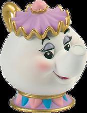 Bullyland Disneys Die Schöne und das Biest - Madame Pottine