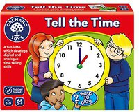 Orchard Toys Tell the Time (englisch)