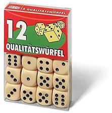 Ravensburger Qualitätswürfel 12 Stück (27097)
