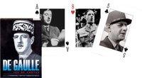 Piatnik De Gaulle Spielkarten