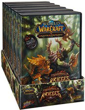 Upper Deck World of Warcraft Trommeln des Krieges PvP Battle Deck Display (6 Decks)