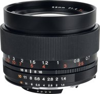 Voigtländer 58mm f1.4 Nokton SL II [Nikon]