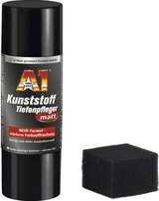 A1 Kunststoff-Tiefenpfleger matt (250 ml)