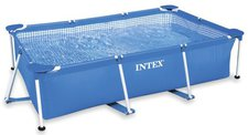 Intex Pools Frame Pool Family II 300 x 200 x 75 cm ohne Filterpumpe