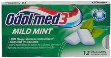 Odol-med3 Mild Mint Kaugummi (12 St.)