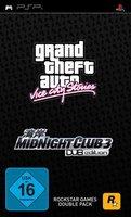Rockstar Games Double Pack GTA Vice City St./ Midnight Club 3 Dub (PSP)