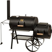 "Rumo Joe's Barbeque Smoker 16 "" Special"