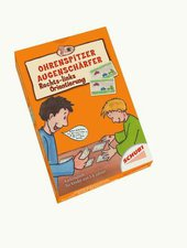 Schubi Verlag Ohrenspitzer - Augenschärfer: Rechts-links-Orientierung