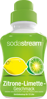 SodaStream Zitrone 500 ml
