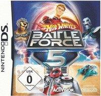 Hot Wheels: Battle Force 5 (DS)