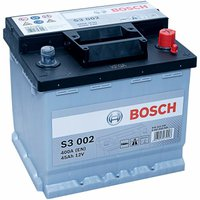 Bosch Automotive S3 12V 45Ah (0 092 S30 020)