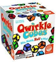 Green Board Games Qwirkle Cubes (englisch)