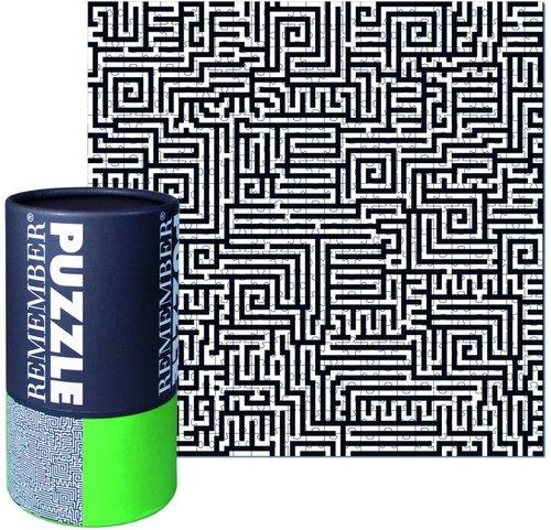 Remember Abstrakte Kunst Labyrinth