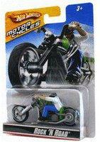Hot Wheels Motor Cycles - Rock 'N Road (sortiert)