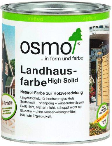 Osmo Landhausfarbe 0,75 l royal-blau