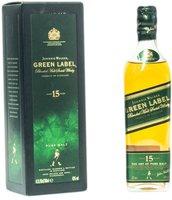 Johnnie Walker Green Label 0,2l 43%