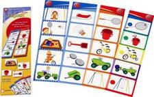 Oberschwäbische Magnetspiele Flocards Junior - Ums Haus herum