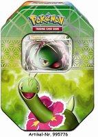 Pokemon EX Tin Deck Box 13 Meganie