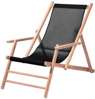 Jan Kurtz Teak Deckchair