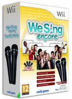 We Sing Vol. 2 + Mikrofone (Wii)