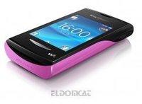 Sony Ericsson Yendo Pink ohne Vertrag
