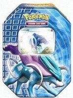 Pokemon PL Tin Deck Box 16 Suicune