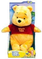 Joy Toy Winnie Pooh Baby - Winnie Flopsie in Displaybox in Unique Velboa 25 cm