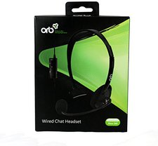 ORB Accessories Xbox 360 Wired Headset