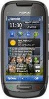 Nokia C7 Schwarz ohne Vertrag