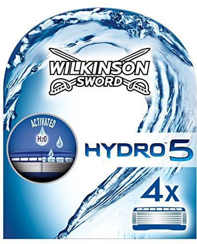 Wilkinson Hydro 5 Rasierklingen (4 Stk.)