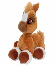 Preziosi Emotion Pets - Mein Pony Toffee