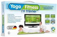 Kamikaze Gear Yoga & Fitness TV Trainer