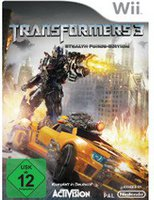 Transformers 3: Stealth Force Edition (Wii)