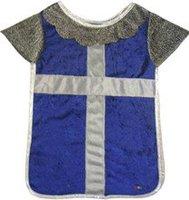 Trullala Ritterhemd blau-silber