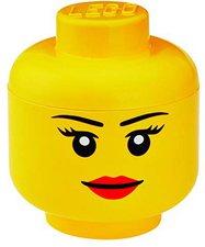 LEGO Aufbewahrungskopf klein Girl S