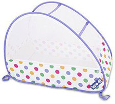 Koo-di Pop Up Bubble Cot Polka Dot