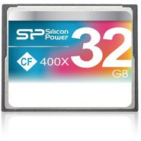Silicon Power Compact Flash 32GB 400x (SP032GBCFC400V10)