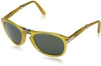 Persol PO 0714 204/31 (transparent yellow/crystal green)