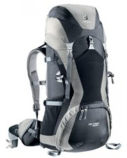 Deuter ACT Lite 40+10 black/silver