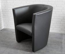 DeLife Goya Sessel (schwarz)