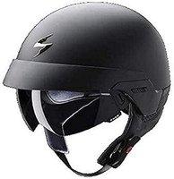 Scorpion EXO-100 Solid schwarz