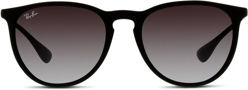 Ray Ban Erika RB4171 622/8G (black rubber/grey)